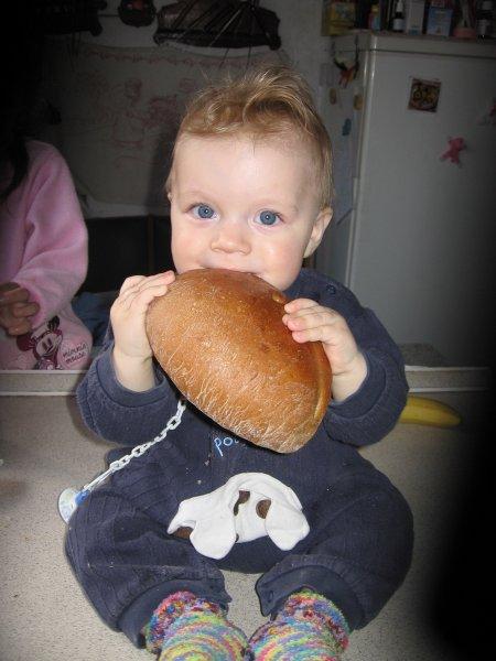 Vojta a chleba