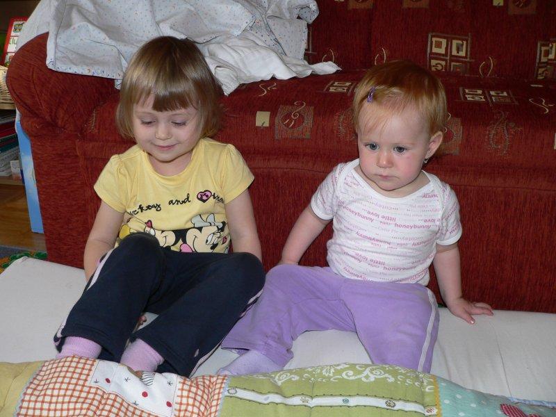 9.července 2009, u Máji doma