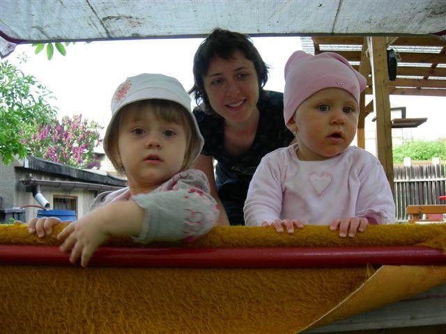 28.4.2009, zahrada u Šárky