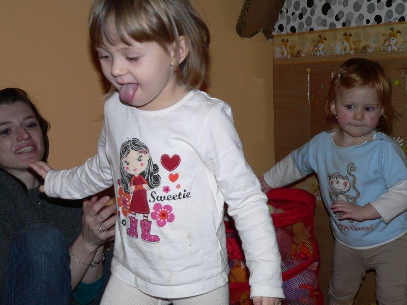 14.1.2010, Mája u nás doma