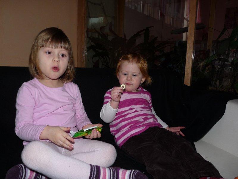 16.2.2010, Strašpytlík cukrárna