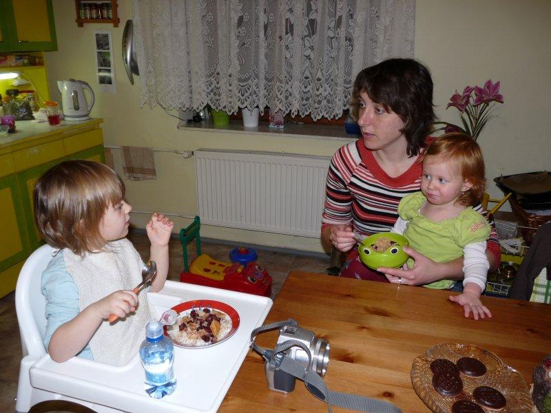 večeříme, 2.1.2010